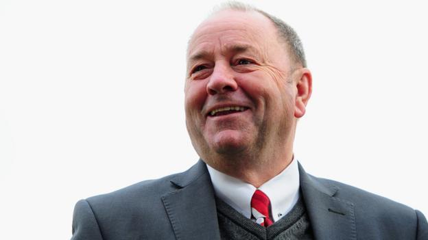 Gary Johnson Cheltenham Town Boss To Watch Morecambe Game
