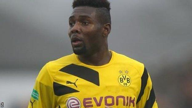 Emmanuel Mbende