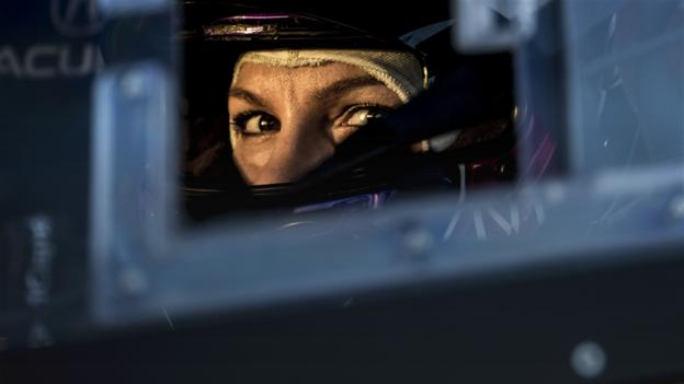 Katherine Legge: The woman who 'had to fight and claw' her way into motorsport thumbnail