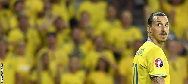 Ibrahimovic retired from international football after Euro 2016