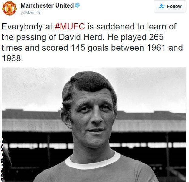 Manchester United twitter