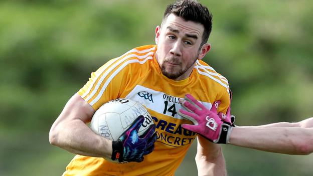 Football League Division Four: Table-toppers Antrim defeat Waterford
