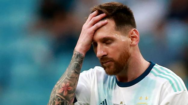 Copa America: Lionel Messi says 'now starts another Copa' for Argentina thumbnail