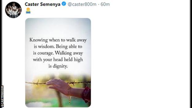 Castor Semenya