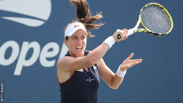 British number ones Konta & Evans through to second round thumbnail