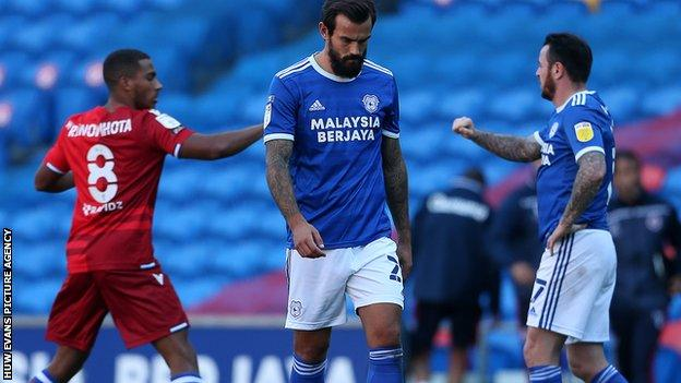Cardiff City's Marlon Pack