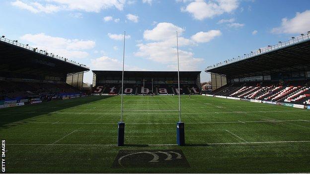 Select Security Stadium