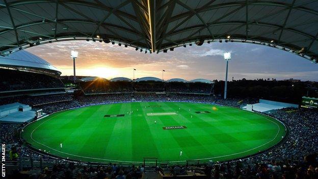 Australia v New Zealand day-night Test