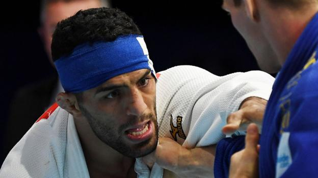 Saeid Mollaei: Iranian judoka fears for safety after refusing to quit World Championships