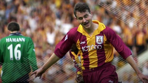 David Wetherall's header saved Bradford from relegation