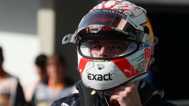 Brazilian GP: Max Verstappen on pole position