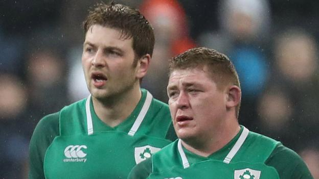 Six Nations 2018: Henderson and Furlong miss Wales match