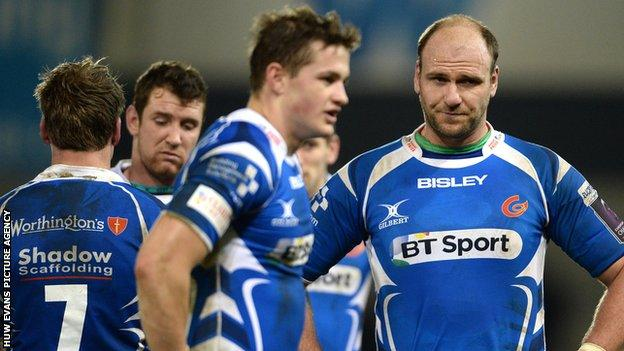 The Dragons offered up little resistance against Sale