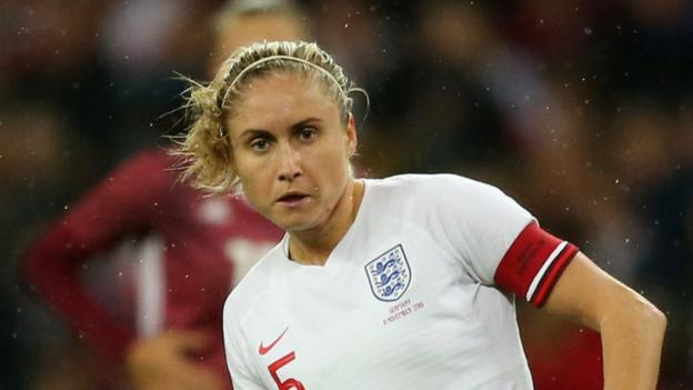 Houghton among four withdrawn from England squad to face Czech Republic
