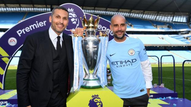 Man City chairman Khaldoon Al Mubarak says some rivals are 'jealous' thumbnail