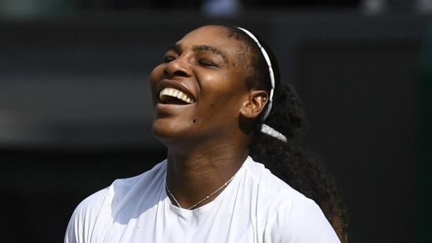 102503191 serena index afp - Serena Williams: Wimbledon remaining is'wonderful' after having toddler