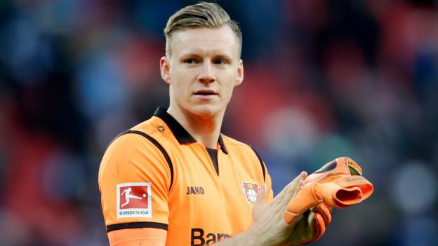 Arsenal: Goalkeeper Bernd Leno Agrees To Join From Bayer