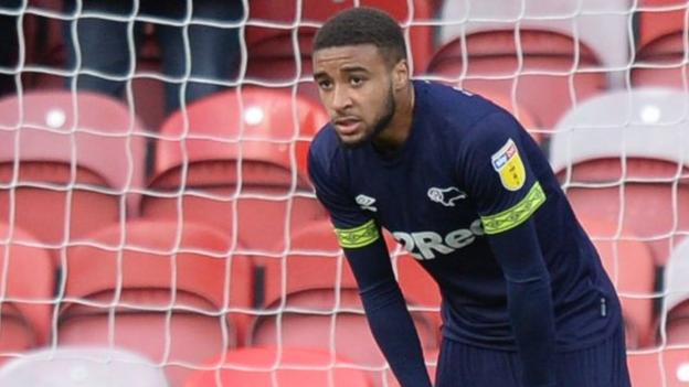 Middlesbrough 1-1 Derby County: Jayden Bogle own goal earns Middlesbrough point - BBC Sport