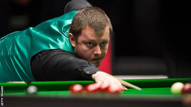Mark Allen has been knocked out in the second round at the World Championship in the last three years