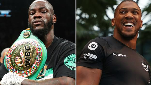 Anthony Joshua v Andy Ruiz Jr: Briton wants chat with Deontay Wilder to clear path for fight thumbnail