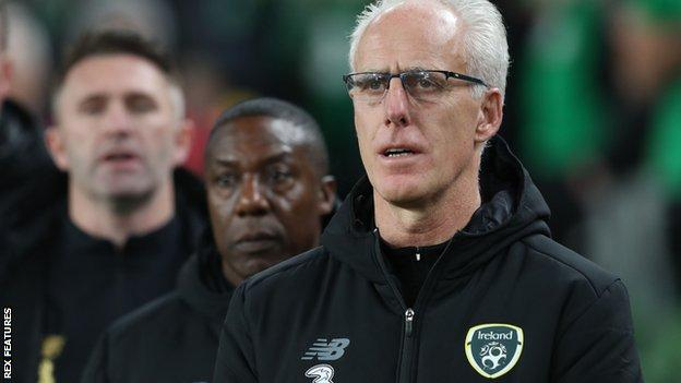 Ex-Republic of Ireland boss Mick McCarthy has managed clubs including Wolves, Ipswich, Sunderland, Millwall and Apoel