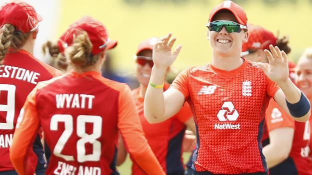 Women's T20 World Cup: England to meet South Africa in Perth