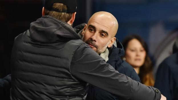 Manchester City Uefa ban: Liverpool boss Jurgen Klopp feels for Pep Guardiola & his squad thumbnail