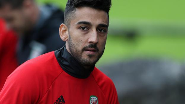 Neil Taylor: Aston Villa defender withdraws from Wales squad