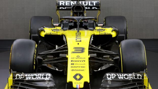 Formula 1: Renault to stay in sport despite job losses thumbnail