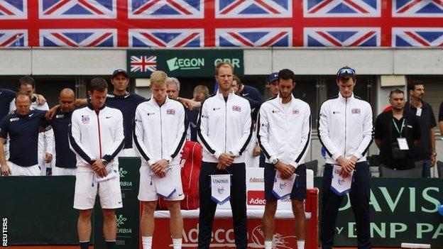 GB tennis