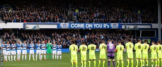 QPR v Huddersfield