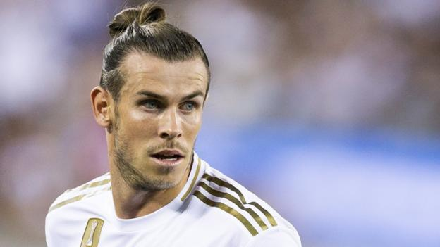 Gareth Bale: Real Madrid forward recalled for Roma friendly thumbnail
