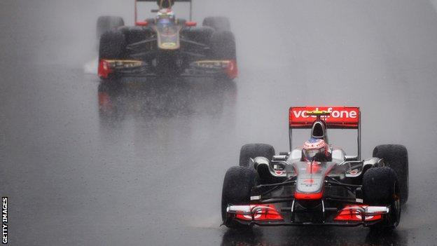 2011 Canadian GP