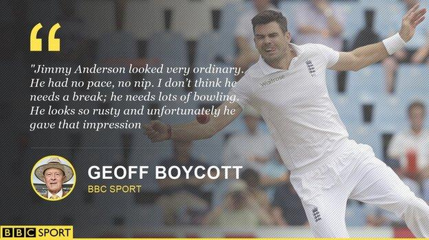 James Anderson quote graphic
