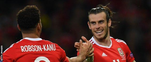Robson-Kanu and Bale