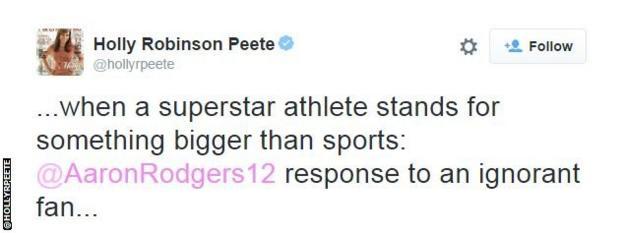 Holly Robinson Peete tweet snip