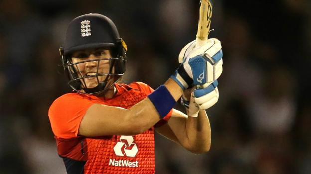 Pakistan v England: Natalie Sciver ton helps England beat Pakistan and seal series thumbnail