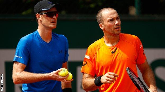 Jamie Murray and Bruno Soares