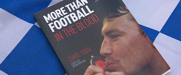 Chris Todd book