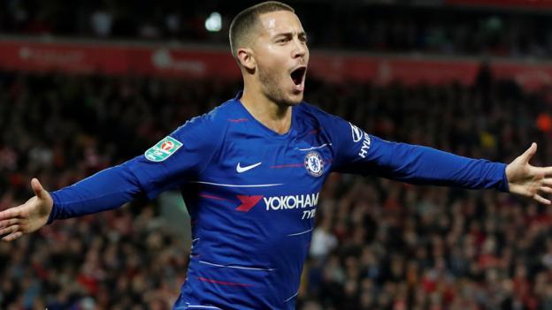 Eden Hazard: Chelsea Forward Can Be Best In The World