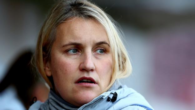 Women's Super League: Emma Hayes says Barclays sponsorship is 'watershed moment' thumbnail