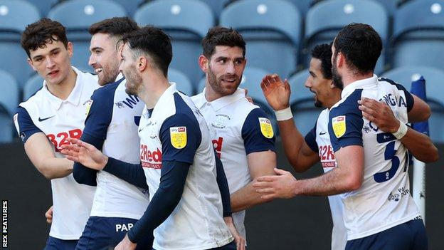 Preston North End's most recent Championship victory came against Lancashire rivals Blackburn Rovers on 12 February