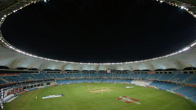 Pakistan v West Indies day-night Test