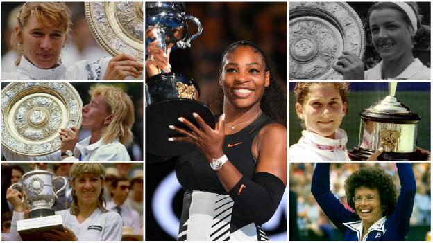 Is Serena Williams the greatest?