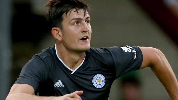 Harry Maguire: Brendan Rodgers says valuation not met for Leicester defender thumbnail