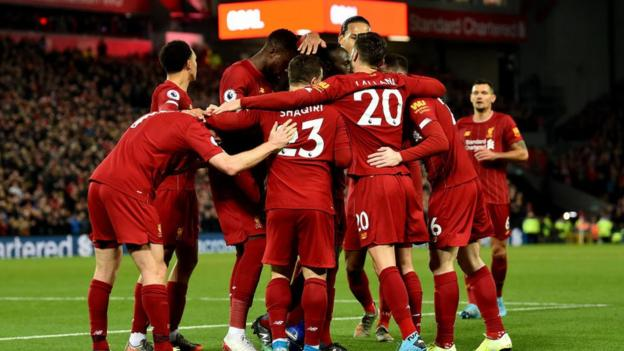 Liverpool 5-2 Everton: Marco Silva sees pressure build after derby loss thumbnail