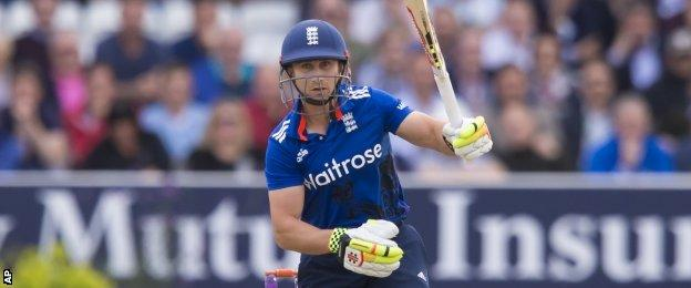 James Taylor is the only member of the current England ODI team to average more than 40 in his career