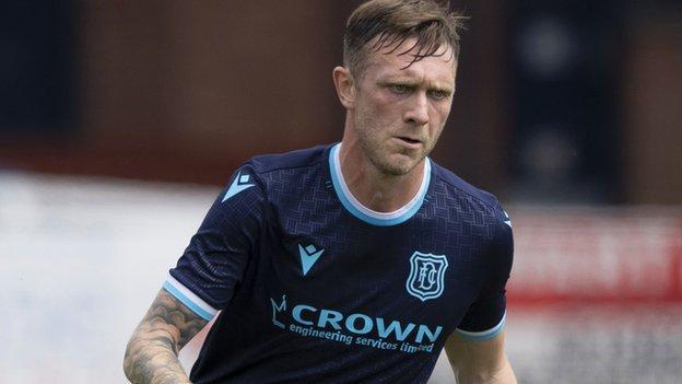 Dundee 1-0 Motherwell: Sundulan Lee Ashcroft Mengirim Tuan Rumah Ke Babak Delapan Besar Piala Perserikatan