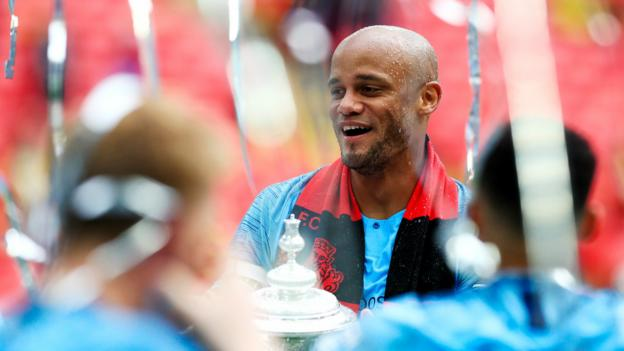 Vincent Kompany: Where does he rank among Premier League leaders?