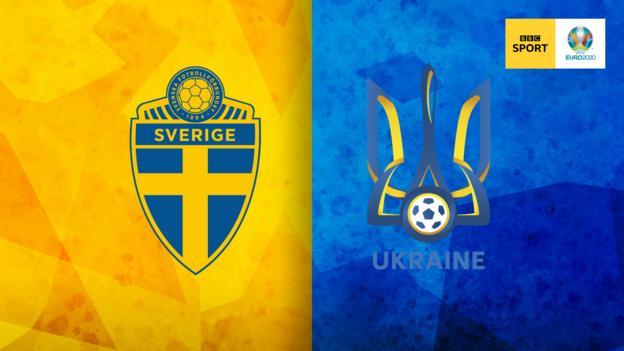 Suecia vs Ucrania